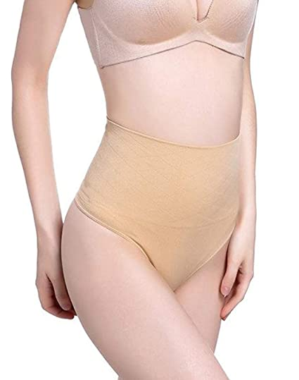 494df2d332f FLORATA Sexy Butt Lifter Body Shaper Underwear Slimming Girdle Tummy  Control Thong Pants at Amazon Women s Clothing store