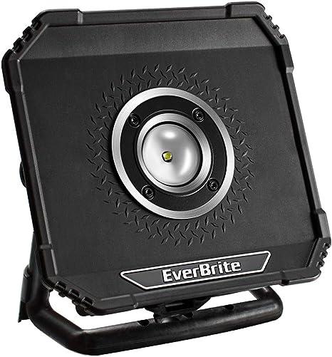 EverBrite Foco Proyector Exterior Foco de Trabajo Foco Inalámbrico ...