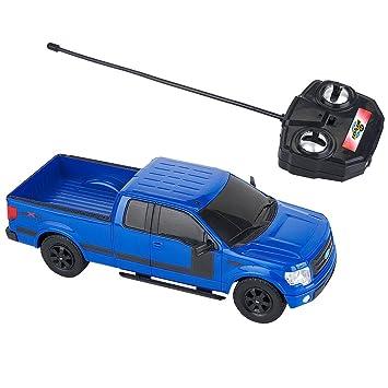 Fast Lane Rc Truck Ford F 150 Blau 124 Amazonde Baumarkt
