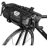 Lixada Fietstas, waterdicht, voor mountainbikes, voorframe, stuur, pannier, droogtas met ritssluiting, 3-7 liter…
