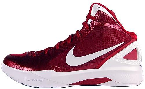 separation shoes ac50b dd6ff Nike Hyperdunk 2011 Varsity Red White Basketball Trainers Men Shoes 454143  600 (11.5)  Amazon.ca  Shoes   Handbags