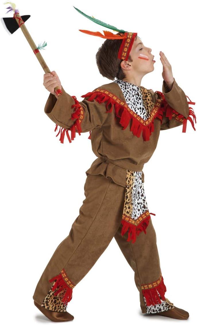Disfraz de Bebé Indio lujo para niños de 1-3 años: Amazon.es ...