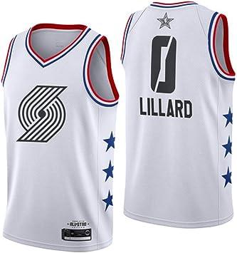 Chaleco de Baloncesto de Verano NBA Portland Trail Blazers 0 ...