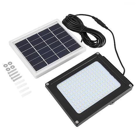 Energía Solar 54 LED / 150 LED Luz Impermeable al Aire Libre con Sensor de Movimiento