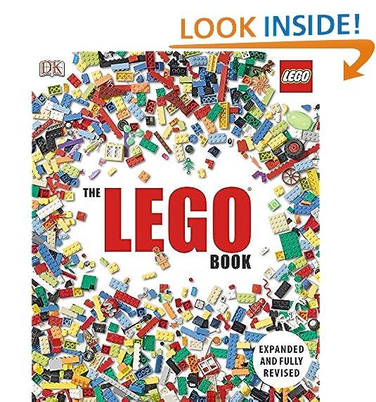 Lego Instruction Book Amazon