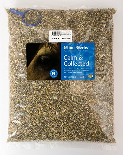 Image of Hilton Herbs 1 Piece Calm & Collected 4.4 lb Horse Supplement Bag
