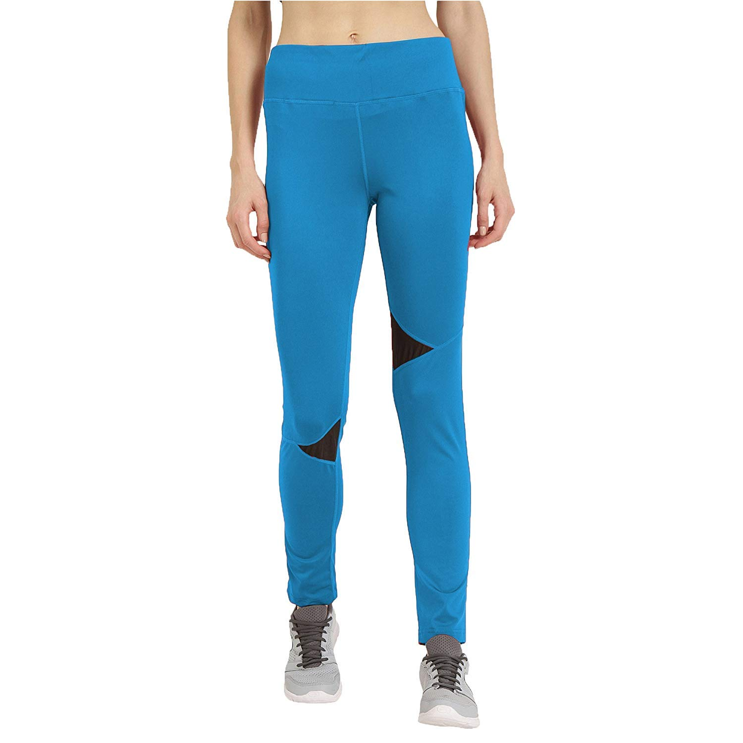 Amazon price history for CHKOKKO Solid Yoga Sports Stretchable High Waist Track Yoga Pant for Womens