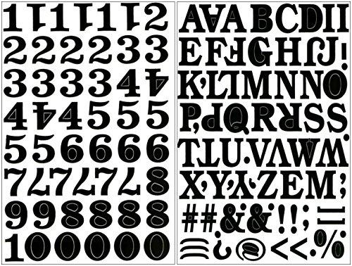 Signs Sheet Sticker -
