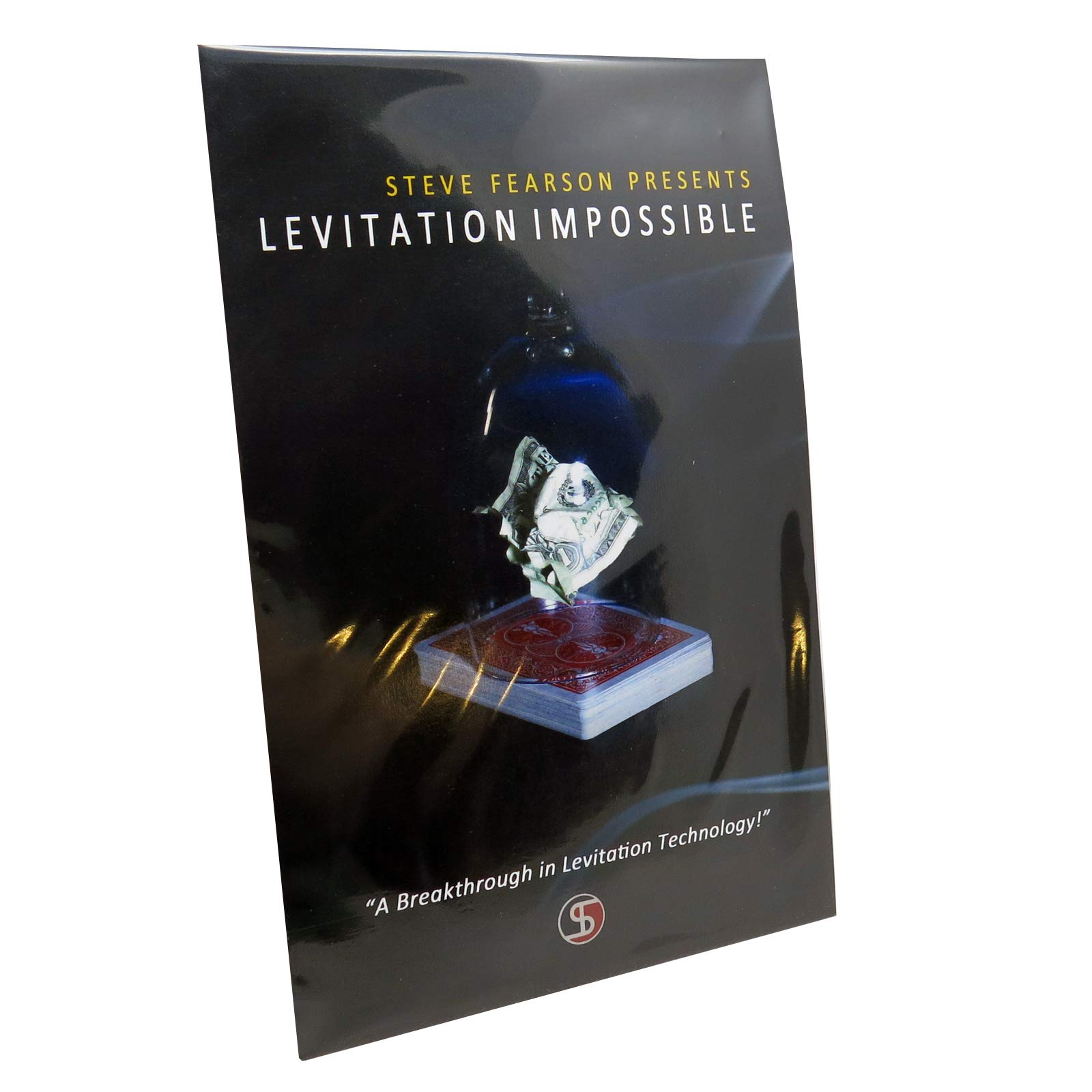 Steve Fearson Levitation Impossible