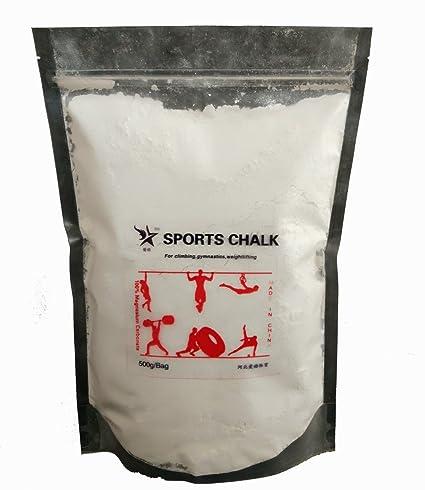 Deportes sueltos de polvo de tiza tiza – tiza de gimnasia 500 G/Bolsa