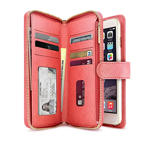 Jstyle Gala by iLuv - Leather Wallet Case