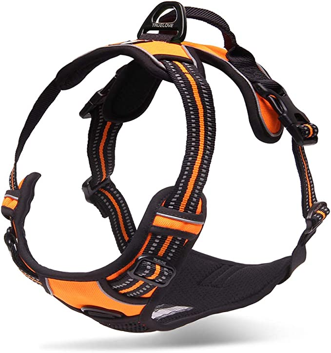 Chai's Choice Best Front Range Dog Harness – The Best High-Performance Harness for Husky