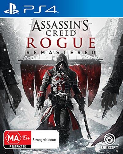 Assassin's Creed Rogue Remastered PS4 Playstation - Creed Black Assassin