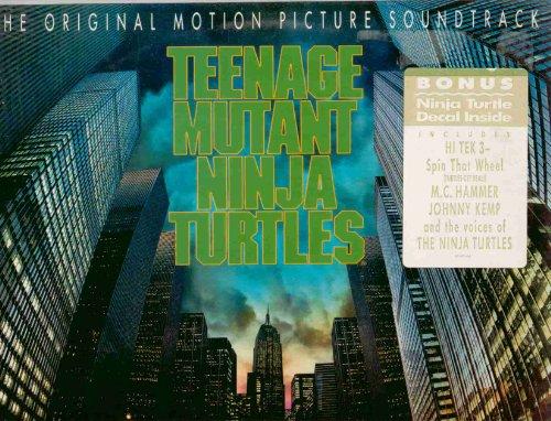 MC Hammer - This Is What We Do (TMNT) Lyrics - Zortam Music