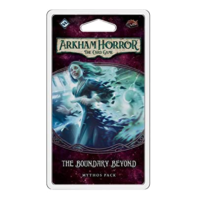 FFG AHC21 Arkham Horror: The Boundary Beyond, Various: Toys & Games