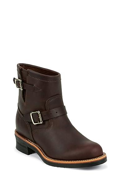 premium selection 8c8b6 9b32b Chippewa 1901M52 Herren Leder Boots Stiefel braun, Cordovan ...