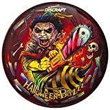 #6: Discraft Limited Edition 2018 Halloween Full Foil Supercolor ESP Buzzz Midrange Golf Disc [Foil Type May Vary]