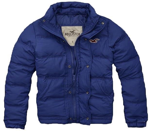hollister down coat