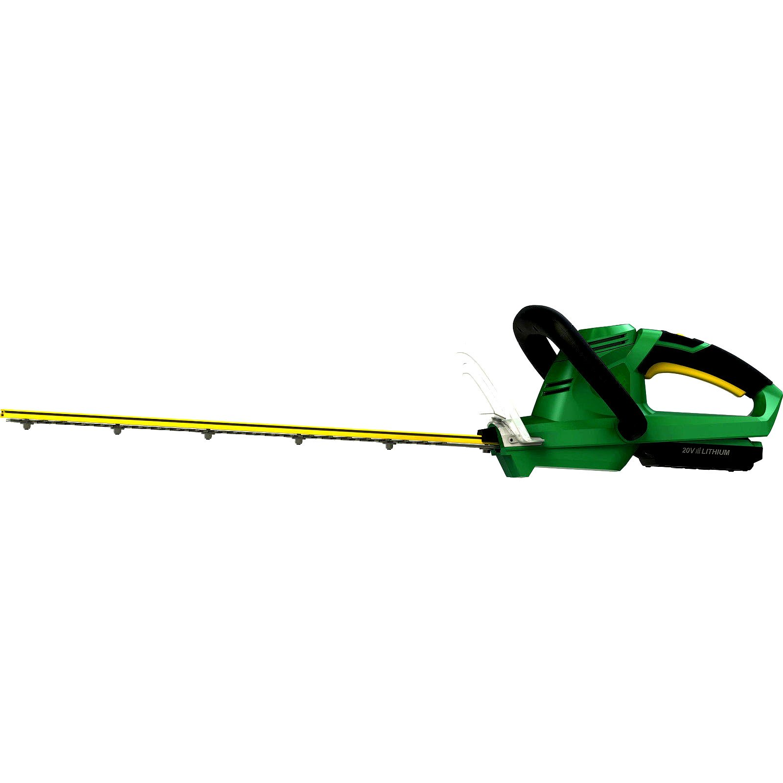 Outdoor Weed Hedge Trimmer Battery-Powered 20'' Dual Action With Battery Charger Gardening Tools Patio Garden Yard - Skroutz