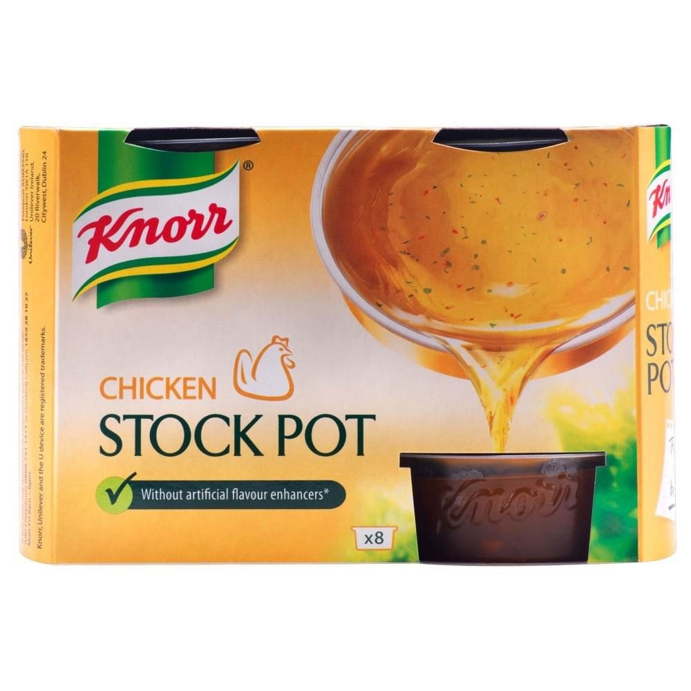 Knorr Stock Pot Chicken (8x28g) - Pack of 6