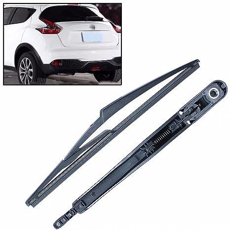 Paddsun - Juego de limpiaparabrisas trasero para Nissan Rogue 2008 2009 2010 2011 2012 2013 OE #28780-JM00A: Amazon.es: Coche y moto