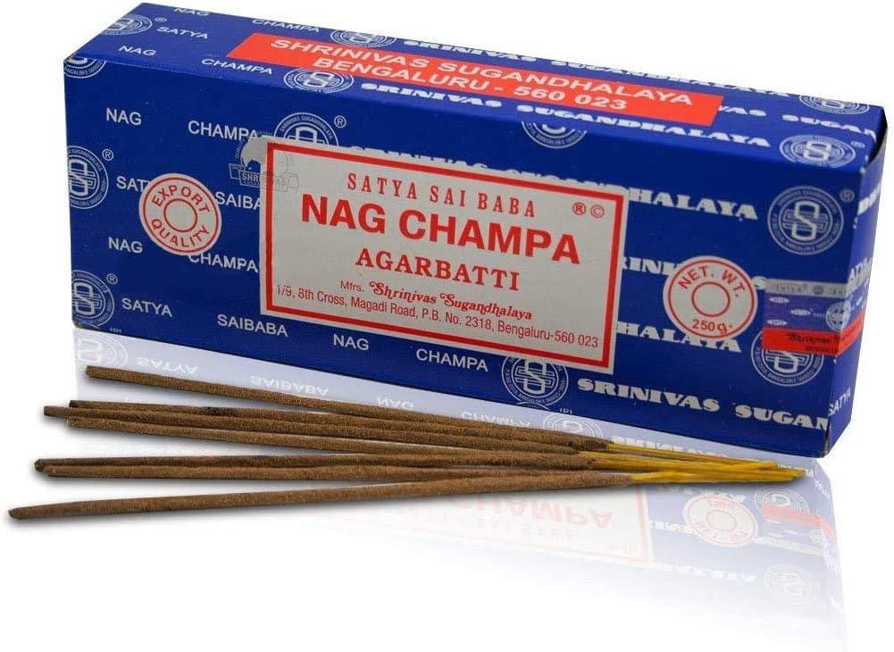 Satya Nag Champa incienso 250 Gms