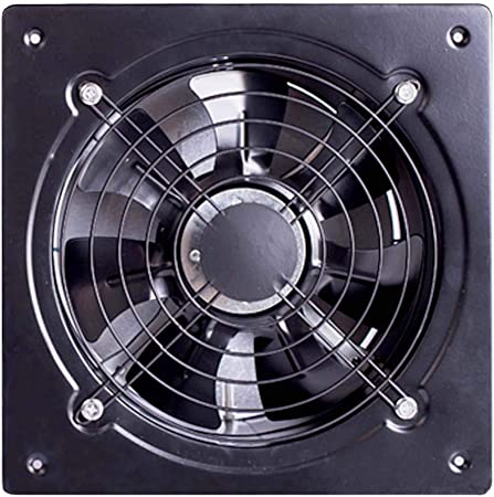 Extractor Aire Industrial De 300 Mm / 12 Pulgadas, Ventilador ...