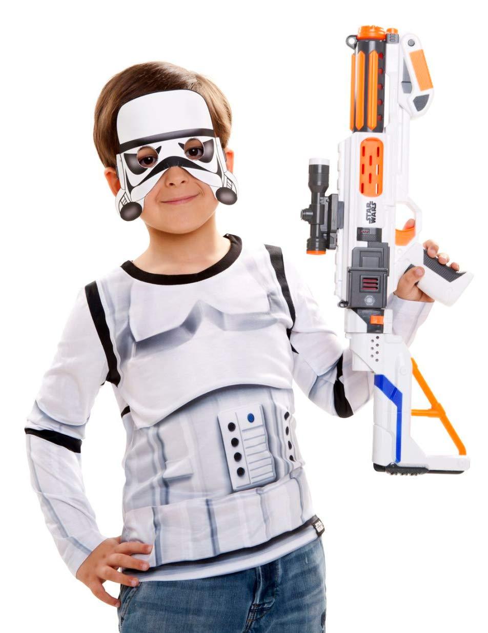 VIVING - Camiseta Storm Trooper 4/6 años: Amazon.es ...