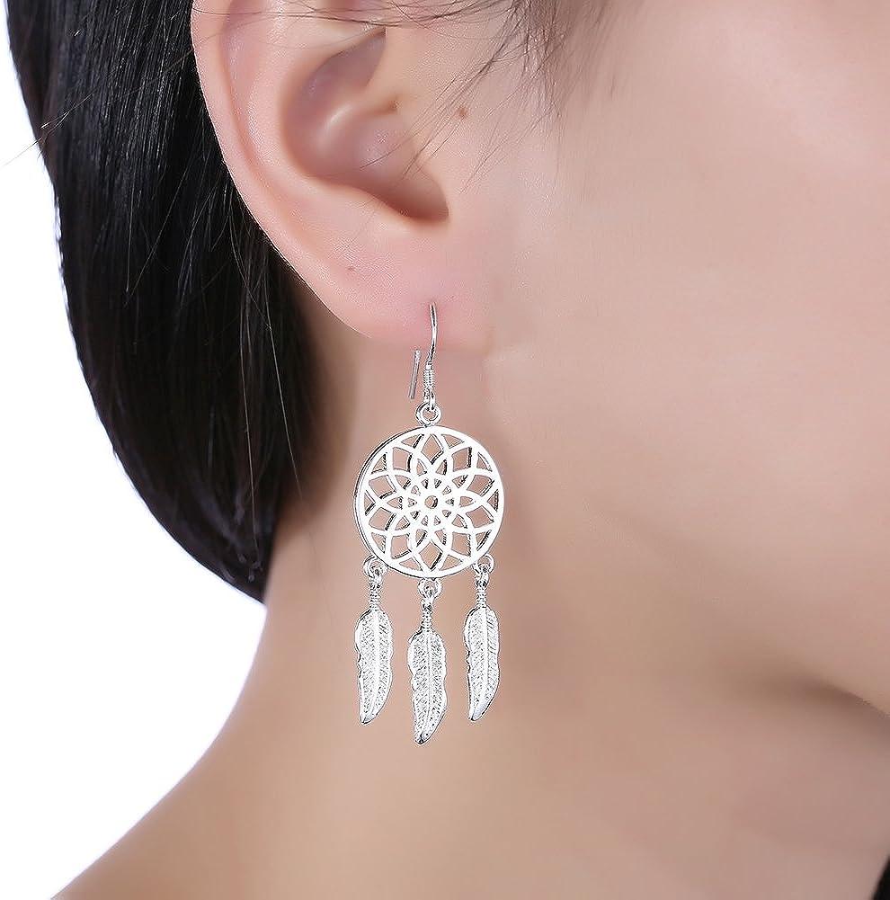 Earrings Crystal Gem Personalized Charm 2018 New Earrings LKNSPCE933 LEKANI Ms