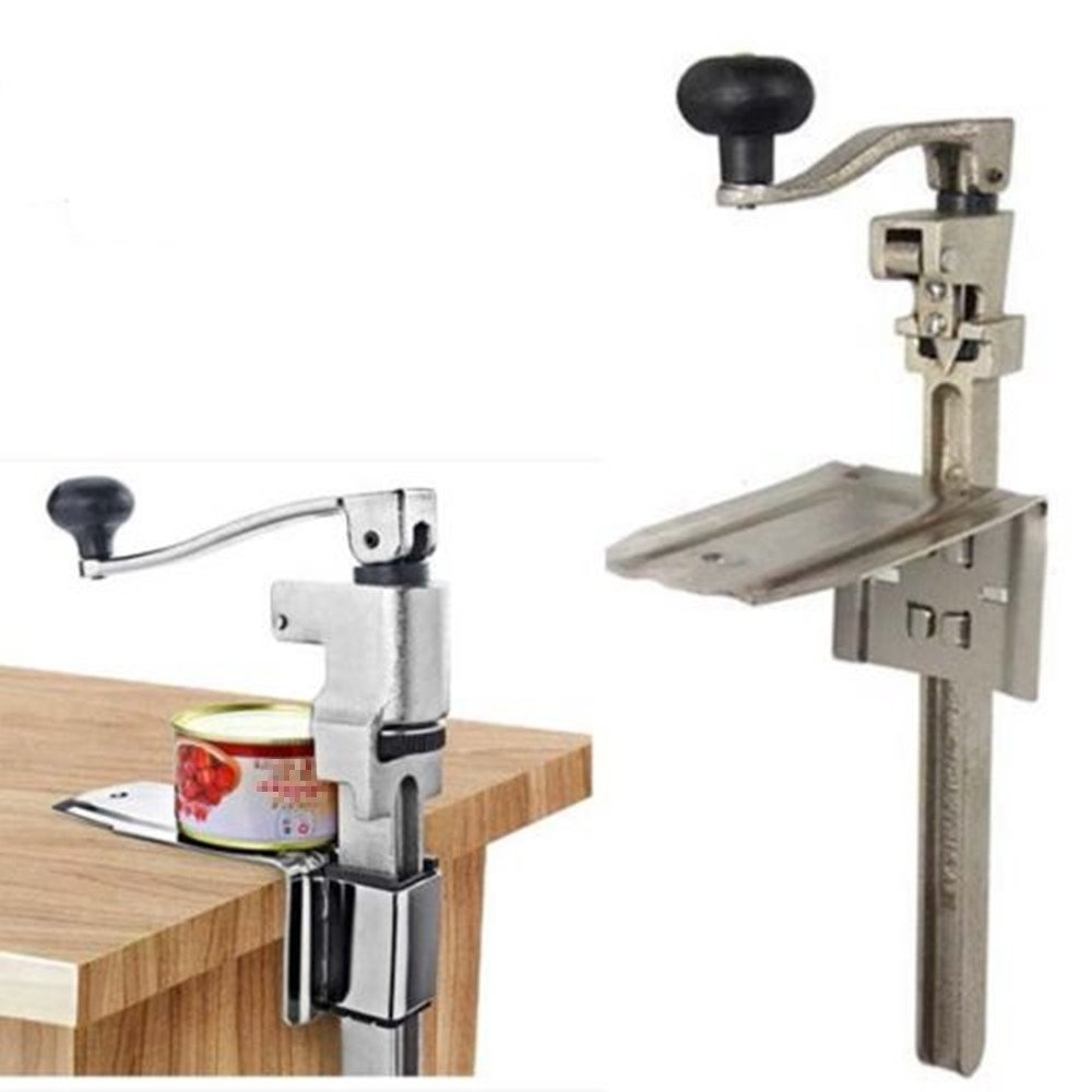 13inch Heavy Duty Table Bench Clamp Commercial Can Opener Kitchen Restaurant