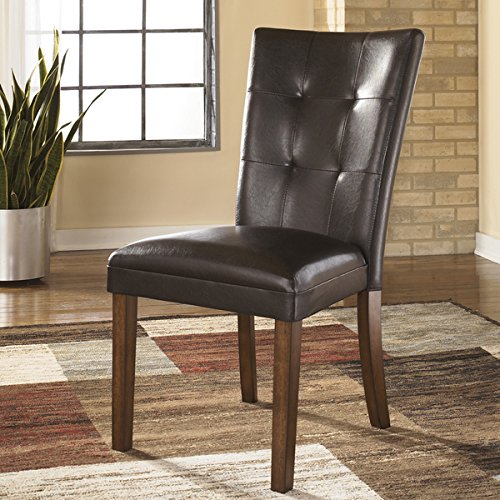 """Signature Design by Ashley Lacey Dining Room Side Chair (Set of 2) (38.88"""" high x 20.25"""" wide x 27"""" deep)"""