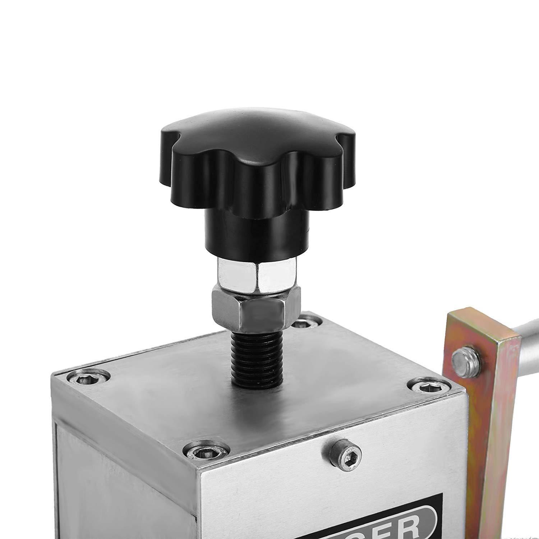 Manuell FlowerW Da/Φ1.5mm zu /Φ25mm Abisoliermaschine Professionelle Manuelle Abisoliermaschine Abisolierdraht Abscheider Kupfer Recovery