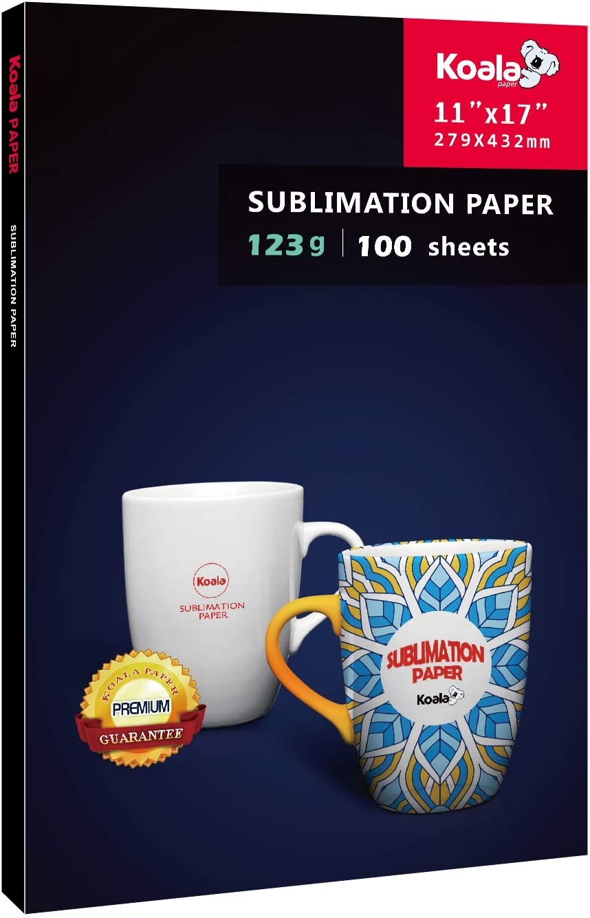 Heat Transfer Paper For Mugs 50 sheets 8.5x11