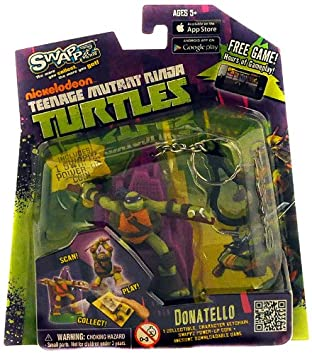 Teenage Mutant Ninja TurtlesTM - Modelo a escala Tortugas ...