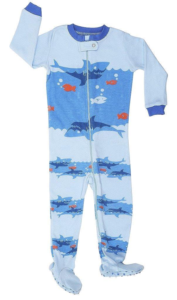 【ギフ_包装】 Elowel ボーイズ Pajamas SLEEPWEAR ボーイズ 6 Months - 12 - Months ブルー B01I03I79O, 菊池市:4cab2bac --- a0267596.xsph.ru