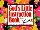 God's Little Instruction Book for Kids, , 1562923455
