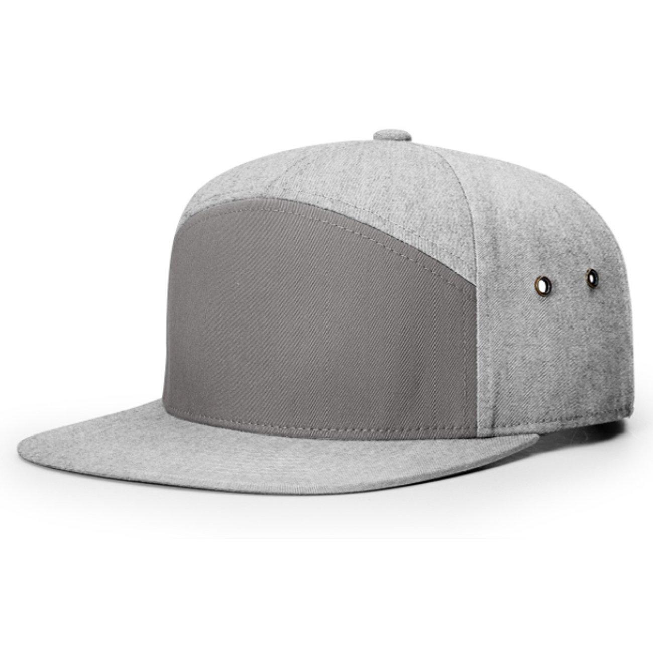 f6bfa5b9 Blank 7 Panel Hats