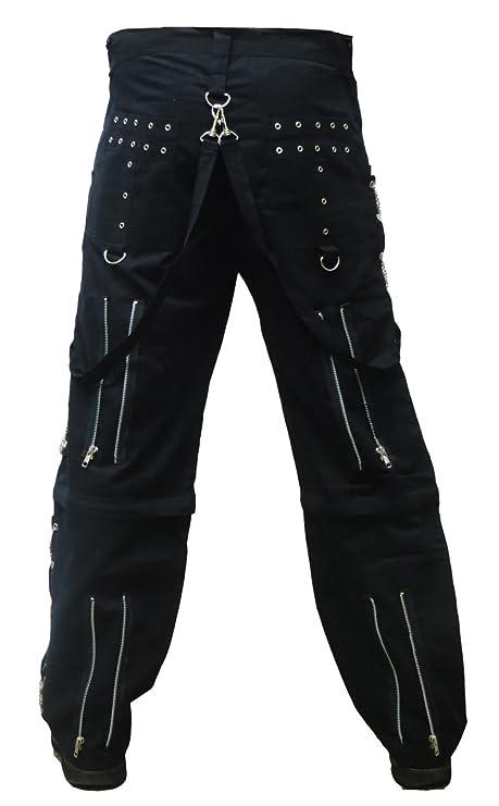LOTTIE: Bondage cargo industrial pants pants skate
