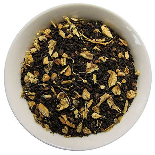 Mahalo Tea - Loose Leaf Tea - Ginger Cinnamon Chai Tea - 2oz by Mahalo Tea