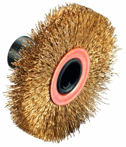 Bosch DIY 10 mm Bürste vermessingt