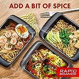 Rapid Ramen Cooker - Microwave Ramen in 3 Minutes