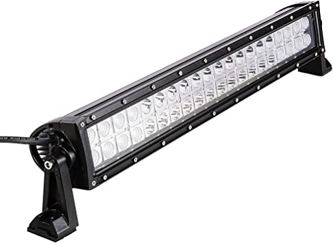 17inch 108W CREE Led Light Bar Spot Flood Fog Jeep Offroad Driving Work Lamp SUV
