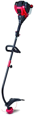 Troy-Bilt TB525 EC 29cc 4-Cycle 17-Inch Curved Shaft Trimmer
