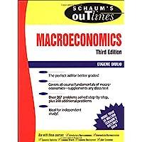 Schaum's Outline of Macroeconomics