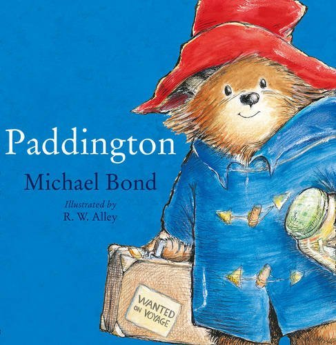Paddington: The original story of the bear from Peru (Book & CD) by Michael Bond (2008-02-04)