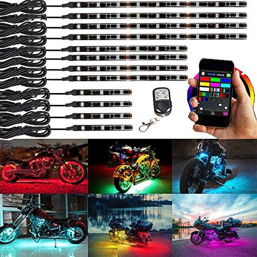 Motorbike Led Light Kits in US - 9