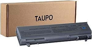 TAUPO E6410 Battery Replacement for Dell Latitude E6400 E6500 E6510 Precision M4500 M4400 M2400 M6500, fits P/N 4M529PT434 W1193 KY265 KY266 0TX283