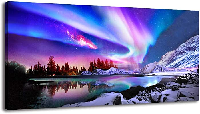 The Best Nature Landscape Canvas