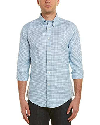 e14a941ea Image Unavailable. Image not available for. Color  Brooks Brothers Mens  1818 Regent Fit The Original Polo Shirt ...