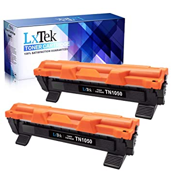 LxTek Compatible Reemplazo para TN1050 Cartuchos de tóner para ...